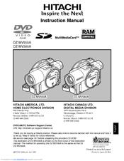 hitachi dz mv550a camcorder manuals Honeywell Pressuretrol Manual Verizon LG Cell Phone Manual