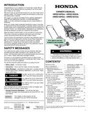 honda hrr216vka manuals rh manualslib com honda hrr216vka service manual honda hrr216vka owners manual