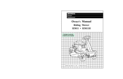 Honda H3011 Owner's Manual