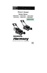 Honda Harmony 215 Sx Manual