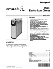 honeywell enviracaire elite f300e manuals rh manualslib com Honeywell Enviracaire Elite Humidifier Parts Do I Need to Change Honeywell Enviracaire Elite Humidifier Filter