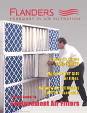 Synthetic Wire-Backed Pleated Air Filter 16 Nom Height x 16 Nom Width x 1 Nom Depth Made in USA 9 Pack