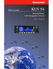 Honeywell BENDIX/KING KLN 94 Pilot's Manual
