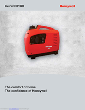 Honeywell HW1000i - Portable Inverter Generator Product Manual