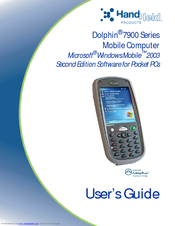 Hand Held Products Dolphin 7900 User Manual