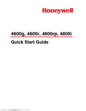 honeywell 4600g quick start manual pdf download rh manualslib com Honeywell 4600G with Base Honeywell IT4600 Driver