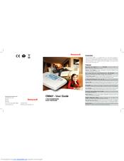 honeywell cm907 manuals rh manualslib com honeywell thermostat cm907 user guide honeywell chronotherm cm907 manual