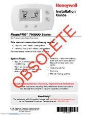 honeywell th5110d1022 wiring diagram honeywell thermostat th5110d1022 wiring diagram #1