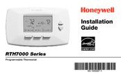 Honeywell RTH7000 Installation Manual
