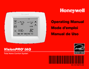 honeywell visionpro iaq manuals rh manualslib com Honeywell Thermostat Installation Manual Honeywell Vision Pro 8000 Thermostat