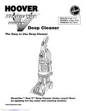 Hoover F7222 900 Steamvac Dual V Steam Vacuum Cleaner