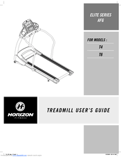 free spirit 703 exercise bike manual