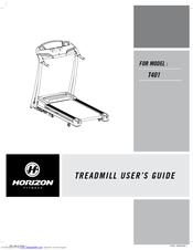 Horizon t4000 premier folding treadmill review latest fitness.