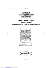 hotpoint dwf30 manuals rh manualslib com