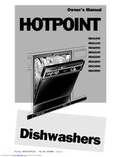 hotpoint hda3400 manuals rh manualslib com