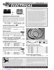HP C5ZZ Specification Sheet