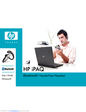 HP F8T064UKHP User Manual