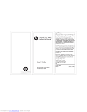 HP SmartCalc 300s User Manual