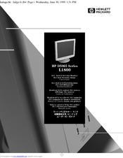 HP D5065 USER MANUAL Pdf Download