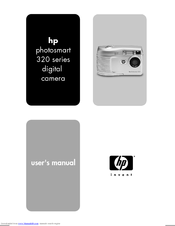 HP 320 Series User Manual