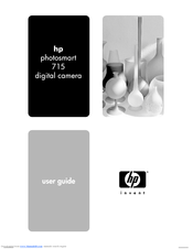 HP 715 User Manual
