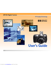 HP Photosmart 912xi User Manual