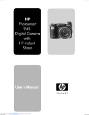 hp photosmart 945 user manual pdf download rh manualslib com HP Photosmart All in One HP Photosmart All in One