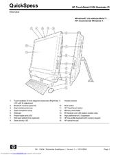 hp touchsmart 9100 manuals rh manualslib com hp touchsmart 9100 user manual hp touchsmart 9100 user manual