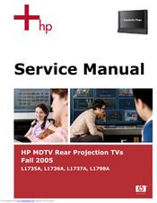 HP Pavilion md5880n Serivce Manual
