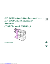 HP C4788x User Manual