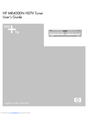 HP MR4000N User Manual