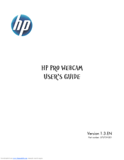 HP 575739-001 User Manual
