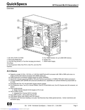HP SCSI Overview