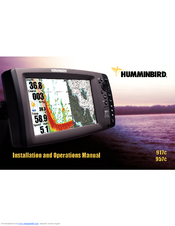 humminbird 957c manuals rh manualslib com