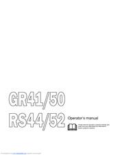 jonsered gr50 manuals rh manualslib com