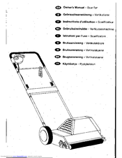 Husqvarna 295-6273-01 Owner's Manual