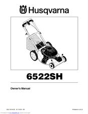 husqvarna 6522sh manuals rh manualslib com husqvarna mowers owners manual 6020 mdb husqvarna mowers owners manual hu700f