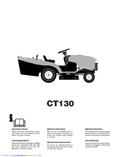 Husqvarna CT130 Instruction Manual