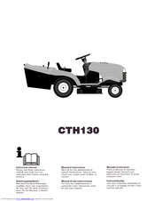 Husqvarna CTH130 Instruction Manual