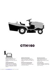 HUSQVARNA CTH160 INSTRUCTION MANUAL Pdf Download