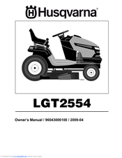 husqvarna lgt2554 owner s manual pdf download rh manualslib com Husqvarna Lawn Mowers 2554 2554 Husqvarna 25 HP