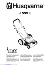 инструкция Husqvarna J55s - фото 6