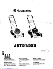инструкция Husqvarna J55s - фото 8