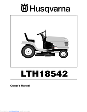 Husqvarna LTH1742 Owner's Manual