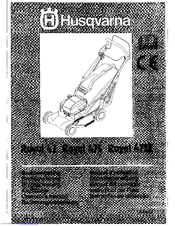 Husqvarna Royal 47SE Operator's Manual