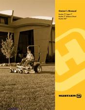 HUSTLER 927566 Owner's Manual