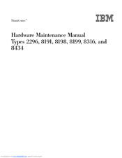 IBM 8198 DRIVERS FOR WINDOWS XP