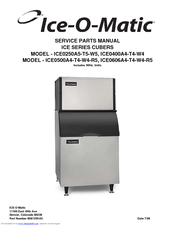 ice o matic ice0400a4 t4 w4 manuals ice o matic ice0400a4 t4 w4 service parts manual