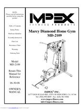 Impex Md 2109 Manuals