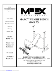 Impex Home Gym Owner